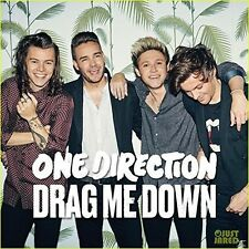 ONE DIRECTION - DRAG ME DOWN  CD SINGLE NEW+