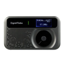 LCD Display DAB / DAB+ Radio FM Stereo Radio RDS Receiver MP3 Player Record