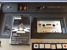 Zebra No Tellin' Lies USA Tested Cassette Tape Columbia House