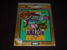 The Amazon Trail  (PC- WIN/MAC, 1996) Big Box Classics Edition! New & Sealed!
