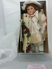 Cathay Collection Porcelain Doll 'Patti' (Read Description)