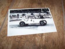 Photo / Photograph ALFA ROMEO P3 Rudolf Caracciola Monaco Grand Prix 1932 //