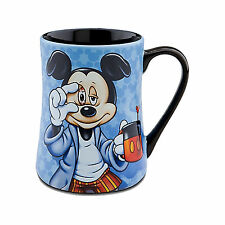 Disney Morning Mickey Mug * Theme Parks Authentic *