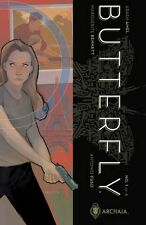 Butterfly #1 CHANNEL 4 TV SHOW COMING Aresh Amel Archaia 1st print NM