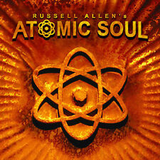 Russell Allen - Atomic Soul  (CD, Apr-2005, Inside Out Music) GERMANY SYMPHONY X