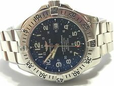 Authentic Mint Blue Dial  Breitling Colt Men Swiss Made Automatic Watch