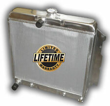 "NEW HD Mopar Aluminum Radiator 1963 - 1969 Mopars - 22"" Wide Core HD Cooling"