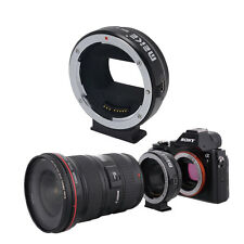 US Meike Mount Adapter Tube S-AF4 for Sony E-Mount to Canon EF/EF-S for Sony