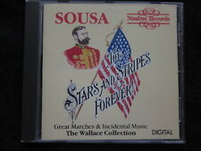 SOUSA - Great Marches & Incidental Music - The John Wallace Collection - (CD)