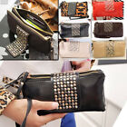Fashion PU Leather Wallet Clutch Purse Soft Women Card Coin Holder ZIP Wallet