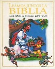 Leamos juntos la Biblia: Historias de la Biblia para niños (Spanish Edition) by