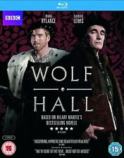 Wolf Hall – The Complete Miniseries Blu-ray Period Drama