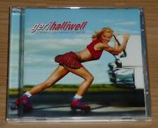 GERI HALLIWELL Scream If You Wanna Go Faster EU / DUTCH 12 TRACK CD ALBUM MINT!!