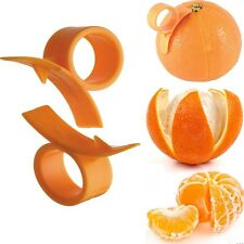 Orange, Lemon, Lime, Fruit Peeler   Simple To Use   No Mess   Pocket Size
