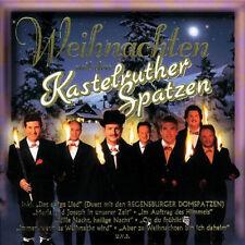 WEIHNACHTEN MIT DEN KASTELRUTHER SPATZEN - CD - LADENNEU