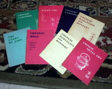 8 Chinese Classics in Miniature,VG,SB,1944/45  wr