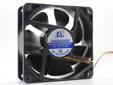 Sensda 120*120*38 mm 120mm 12cm DC 12V 0.50A 3-pin case axial cooling fan
