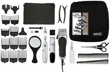 Professional Grooming Haircut Trimmer Clippers Barber Salon Style 30 Pc FAST SHI