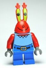 LEGO SPONGEBOB - MR KRABS - MINI FIG / MINI FIGURE
