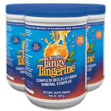 Youngevity Beyond Tangy Tangerine Multi Vitamin Complex Dr Wallach Minerals 3pk