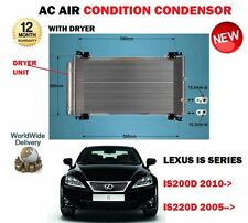 FOR LEXUS IS200D IS220D 2.2D 2005--  NEW AC AIR CONDITION CONDENSOR RADIATOR