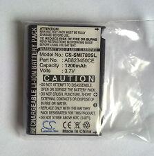 Cameron Sino CS-SMI780SL 3.7V 1200mAh Akku für SAMSUNG SGH-i780/i788/I350 SPH GT