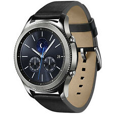 SAMSUNG Galaxy Gear S3 Classic Smartwatch SM-R770 Watch Wi-Fi Bluetooth