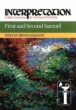 First and Second Samuel (Interpretation, a Bible Commentary for Teaching and Pre