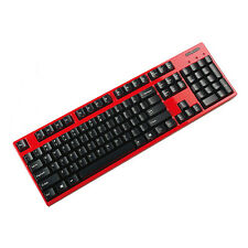 Filco Majestouch Convertible 2 Brown switch 104 Mechanical keyboard Wireless Red