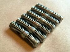 Set of 6 M8 Kart Wheel Hub Studs - TKM ROTAX TONYKART INTREPID GO KART