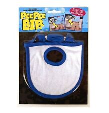 Pee Pee Bib Funny Novetly Joke Prank Party Xmas Secret Santa Work Adult Fun Gift