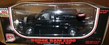 JRL Collectibles 81800 Dodge Ram Dually 3500 Pickup 1/18 BLACK