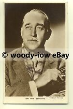 b1982 - Film Actor - Sir Guy Standing - postcard