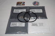 Rock Polishing Tumbling Grit For 15 lb Tumblers With 2 Drive Belts Made in USA