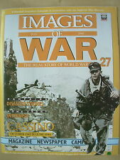 IMAGES OF WAR MAGAZINE No 27 WWII CASSINO - GERMAN P.O.W.'s IN BRITAIN