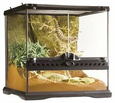 Exo Terra Glass Terrarium, 12 by 12 by 12-Inch , New, Free Shipping