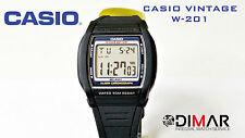 VINTAGE CASIO W-201