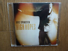 Bruce Springsteen - High Hopes - rare 1 track Dutch promo CD / CDR new !!