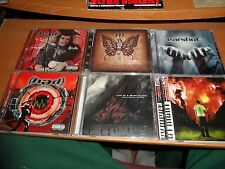 27 metalcore nu metal death metal cd lot FIVE FINGER POISON WELL no reserve look