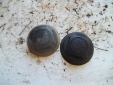 2003 YAMAHA GRIZZLY 660 4WD CENTER CAPS WHEEL DUST COVERS