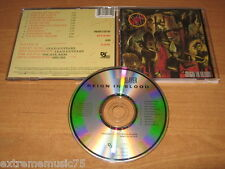 "SLAYER ""Reign In Blood"" ORG 1st DEF JAM press RARE OOP!!!"