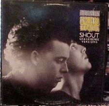 """Tears For Fears Shout remix, 7"""" version , The Big Chair German 12"""""""