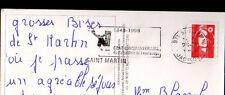 SAINT-MARTIN (GUADELOUPE) CENT CINQUANTENAIRE de ABOLITION de l'ESCLAVAGE 1998