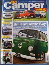 Volksworld Camper and bus mag - July 2012  - VW - T5 - Don't break down guide