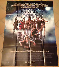 Original movie poster Cinema-Affiche originale française-Rock Forever 120*160