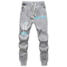 Anime Anohana Cotton Sweat Pants Cosplay Sport Trousers Joggers Lovers Gift New