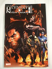 Marvel Ultimate Galactus Book 1: Nightmare. Trade paperback, first printing 2005