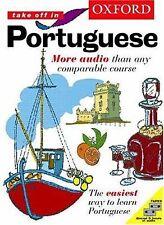 Oxford Take Off in Portuguese: 4 Cassettes, Saldanha de Brito, Ana, Harland, Mic