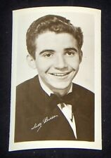 Scotty Beckett (Little Rascals) 1940's 1950's Actor's Penny Arcade Photo Card