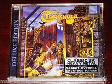 Toranaga: God's Gift - Deluxe Edition CD 2013 Bonus Tracks Divebomb DIVE037 NEW